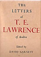 The letters of T.E. Lawrence by T. E.…
