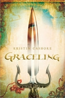 cover image of graceling by kristin cashore