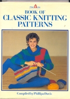 PINGOUIN Knitting PATTERN Book Autumn 91 - Jacquards items in