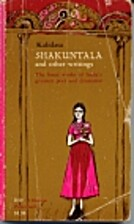 Shakuntala and other writings by Kalidasa
