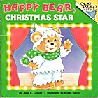 Happy Bear, Christmas star by Jane E. Gerver