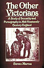 The Other Victorians: A Study of Sexuality…