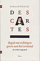 Bibliotheek Descartes. Bd. 1 by René…