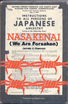 Nasakenai =: We are forsaken, Hannon, James J