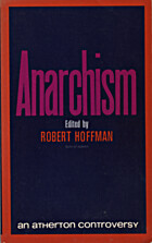 Anarchism by Robert Louis Hoffman