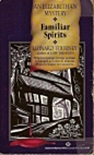 Familiar spirits by Leonard Tourney