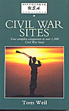 Hippocrene U.S.a Guide to Civil War Sites by…
