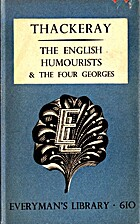 Four Georges and the English Humourists by…
