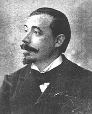 Author photo. Michel Zévaco (1860-1918)