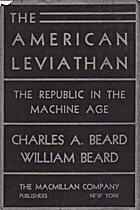 The American Leviathan: The Republic in the…