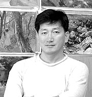 Author photo. Kim Chae-Hong