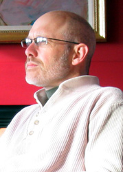Author photo. Photography by T.R. Pearson