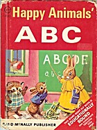Happy Animals' ABC [A Rand McNally…