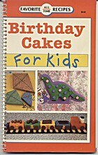 Birthday Cakes for Kids by Publications…