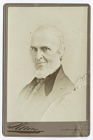 Author photo. Courtesy of the <a href=&quot;http://digitalgallery.nypl.org/nypldigital/id?118476&quot;>NYPL Digital Gallery</a> (image use requires permission from the New York Public Library)