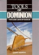Tools of Dominion: The Case Laws of Exodus…