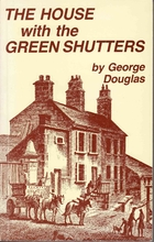 The House With The Green Shutters cover