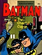A Big Little Book: Batman - The Cheetah…