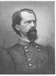 Author photo. Lieutenant-General John B. Gordon, CSA, from a photograph.