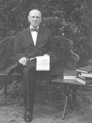 Author photo. Findagrave.com
