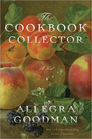 cover image from the cookbook collector by allegra goodman