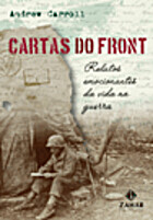 Cartas do Front by Andrew Carrol