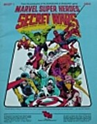 Secret Wars (Marvel Super Heroes module…