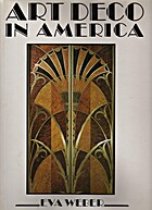 Art Deco in America by Raymond Foxall