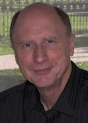 Author photo. Larry D. Moore