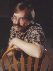 Author photo. From <a href=&quot;http://commons.wikimedia.org/wiki/Image:Larry_Wall2.jpg&quot;>Wikimedia Commons</a>