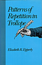 Patterns of Repetition in Trollope by…