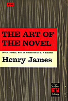 The Art of the Novel, by Henry James