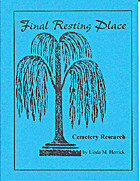 Final resting place: Cemetery research by…