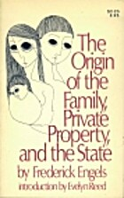 The Origin of the Family, Private Property,…