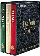 Italian Cities by Christopher Hibbert