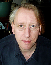 Author photo. Source: Bryan Talbot, 2006