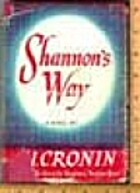 Shannon's Way by A. J. Cronin