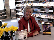 Author photo. Taken by Lesa Holstine, 2/10/08, Glendale, AZ