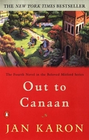 cover image of out to canaan by jan karon