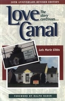 cover image for Love Canal book by Lois Gibbs
