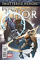 The Mighty Thor # 10 by Matt Fraction