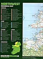Northwest Regional Map by Ordnance Survey…