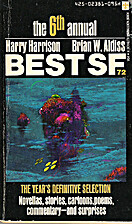 Best SF: 1972 by Harry Harrison
