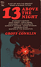 13 Above the Night by Groff Conklin