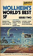 The 1973 Annual World's Best SF by Donald A.…