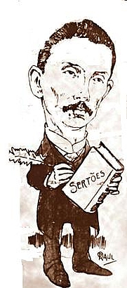 Author photo. Euclides da Cunha (1866—1909)
