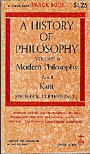 A History of Philosophy, Vol. 6, Part II :…