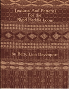 Rigid Heddle Weaving (Hands on): Amazon.co.uk: Betty L. Davenport