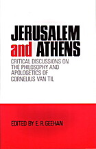 Jerusalem & Athens: Critical Discussions on…