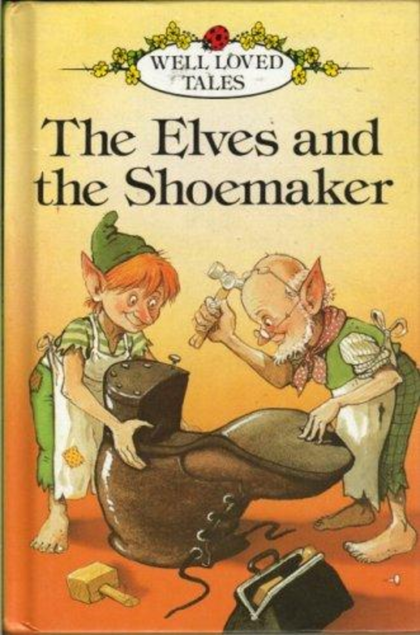 The Gingerbread Man Story PowerPoint - ginger bread Shoemaker and the elves story with pictures